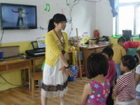 小班语言说课稿《小乌龟上幼儿园》