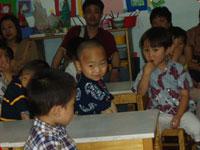 幼儿园教育随笔:发自内心的微笑