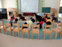 幼儿教师教育随笔:不要因为孩子小,就放松对孩子的管教