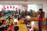 2017年上学期幼儿园大班年级组工作计划