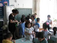 幼儿园大班教育随笔:赏识教育