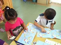 幼儿园托班教育随笔:快乐你和我